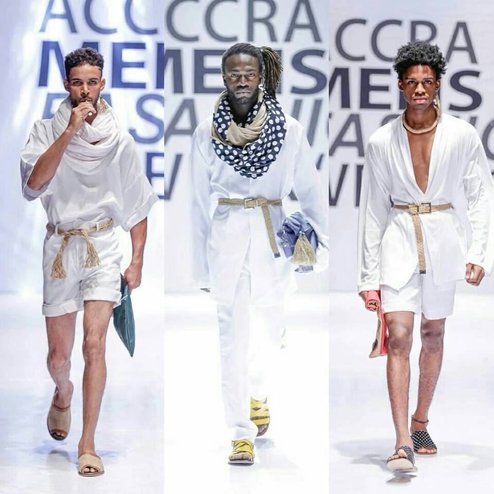 All Is Set For Accra Men's Fashion Week 2018