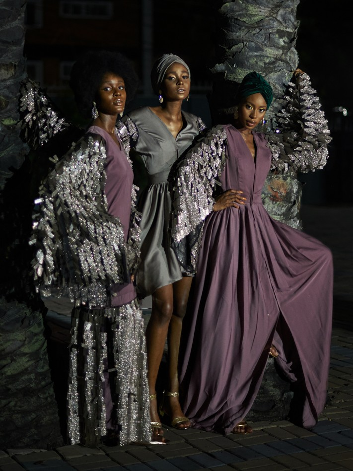 Abaya Lagos Unveils 'Cultured Arabica' Collection