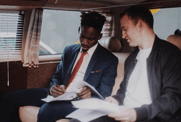 Mr Eazi Signs Licensing Deal With Columbia Records