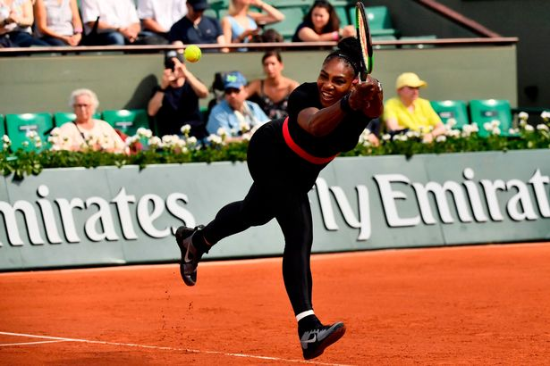 Serena Williams Returns To The French Open With A Bang!