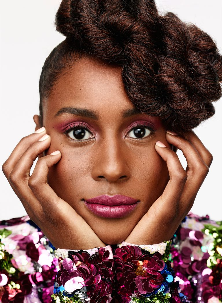 """Issa Rae Talks About How She Wants Women of Color To Be Seen On TV. Says """"You Don't See A Lot Of Dark-Skin Representation."""