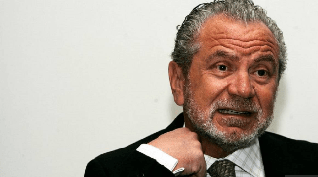 Lord Sugar's 'Racist' Tweet About The Senegalese Football Team Causes Controversy