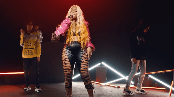 Watch: Stefflon Don Holds It Down For The Ladies In XXL Cypher
