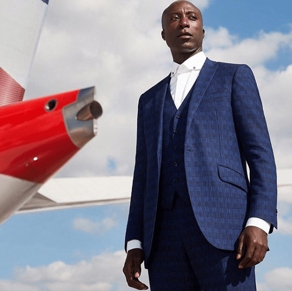 Ozwald Boateng To Design New Uniforms For British Airways Ahead of 100th Anniversary