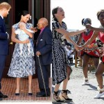 Prince Harry & Meghan Markle Visit South Africa In Style