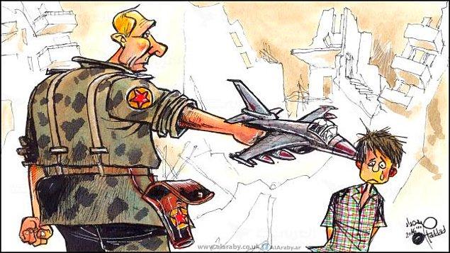 Karikatura: Habib Haddad
