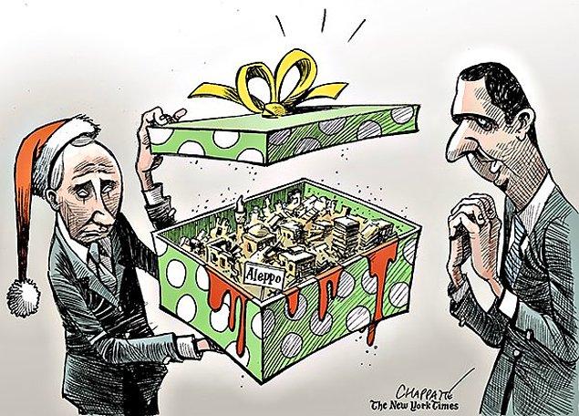 Karikatura: Patrick Chappatte