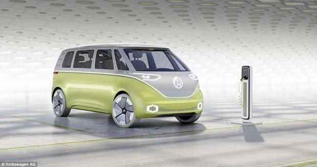 yaaz.az Volkswagen - İ.D. Buzz
