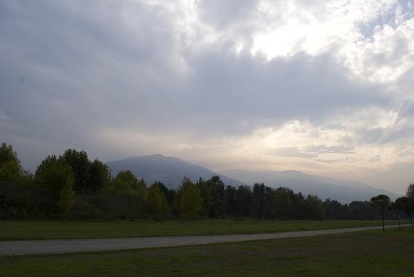samanlı mountains