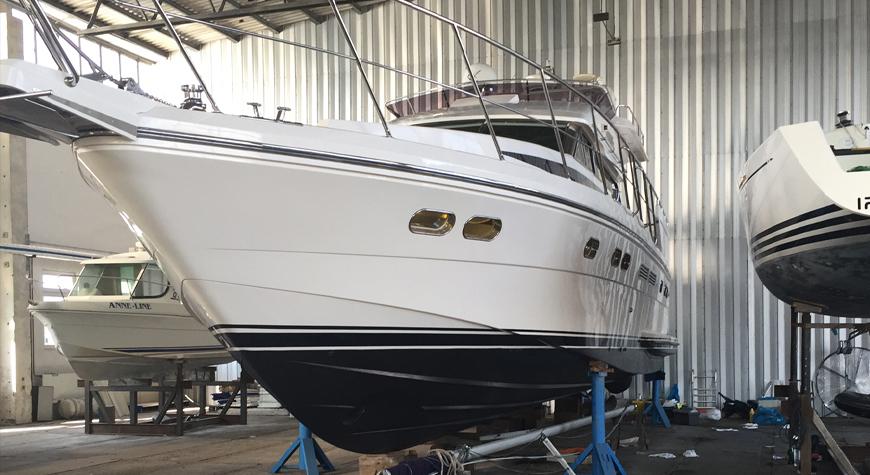 Yacht und Bootsservice