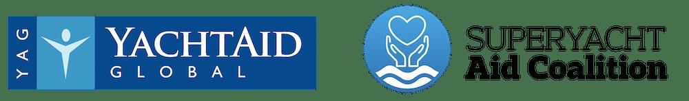 YachtAid Global - Superyacht Aid Coalition Logo