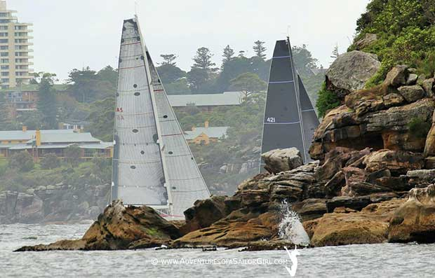 2017 Australian Yachting Championships © Adventures of a Sailor Girl