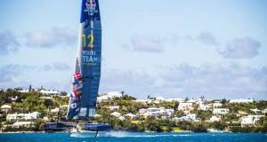 Cutting-edge foiling catamaran arrives for Premier Youth Sailing Event Robert Snow
