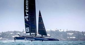 Artemis Racing is the form boat after four Practice Sessions in Bermuda Artemis Racing http://www.artemisracing.com