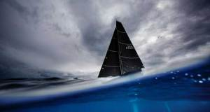 "Lloyd Thorburg's ""Fomo"" out for a practice before Les Voiles de Saint Barth © Team FOMO"
