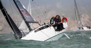 RORC De Guingand Bowl winners, Arnaud Delamare and Eric Mordret's French JPK 10.80, Dream Pearls © Paul Wyeth / www.pwpictures.com http://www.pwpictures.com