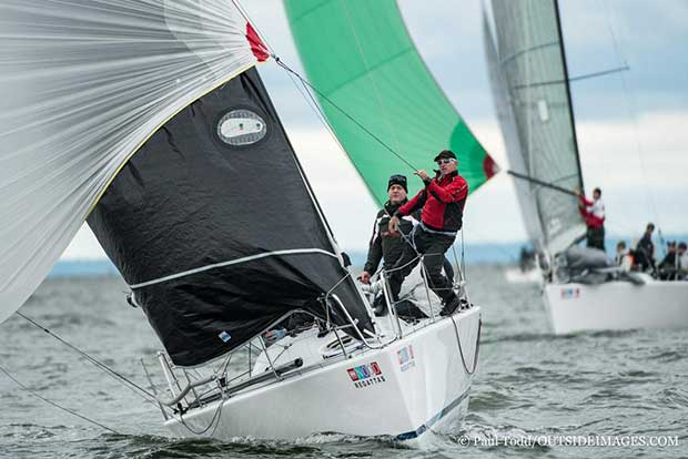 Helly Hansen NOOD Regatta Yacht Boat News Yachts News Amp Boats Events