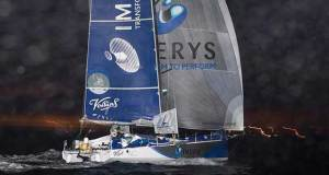 Victory for Phil Sharp and Pablo Santurde in the Normandy Channel Race © Jean-Marie Liot / NCR http://www.normandy-race.com/