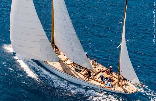 Enterprise – Argentario Sailing Week and Panerai Classic Yacht Challenge © Pierpaolo Lanfrancotti / Marine Partners