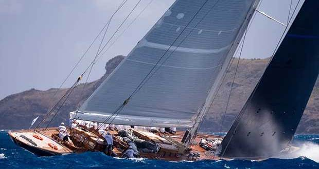 J-Class and Superyacht Regatta Bermuda