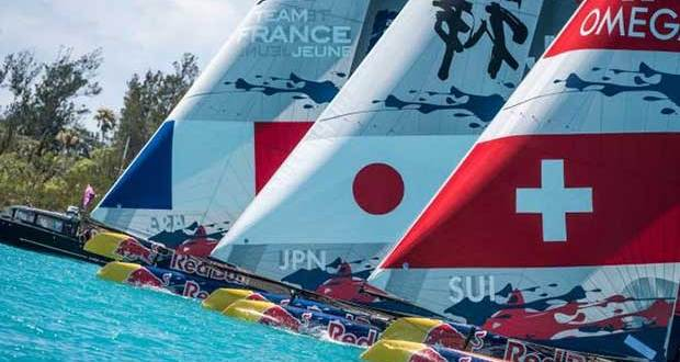 Red Bull Youth America's Cup 2017 - Pool A Qualifiers, Day 1 ACEA / Ricardo Pinto http://photo.americascup.com/