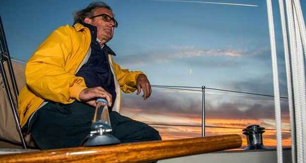 French skipper Patrick Phelipon is a disciple of sailing legend Eric Tabarly, and has been preparing his Endurance 35 ketch in Pisa, Italy - 2018 Golden Globe Race © Fabio Taccola / Golden Globe Race / PPL