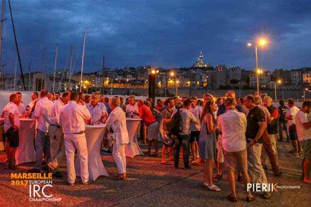The Marseille IRC European Championship had a strong social program © Pierik Jeannoutot