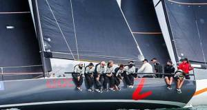 Steve Cowie's Scottish team, racing Zephyr. - Lendy Cowes Week © Paul Wyeth / CWL