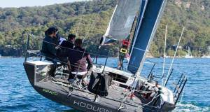 Second overall act 3 Winter Series Hooligan © KJT Sailing Photography