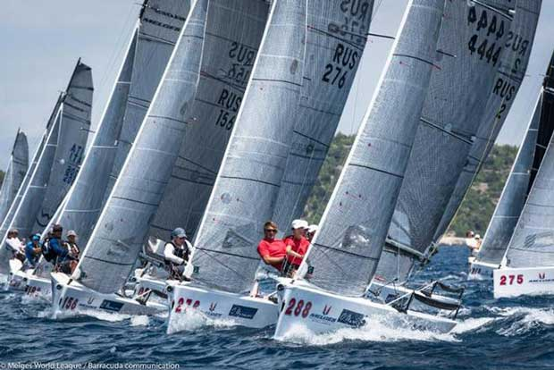2017 Melges 20 World League, European Championship © Barracuda Communication / Melges World League
