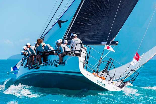 Day 3 – Steven Proud's Swish – Audi Hamilton Island Race Week © Andrea Francolini Photography http://www.afrancolini.com/