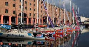 2017-18 Clipper Round the World Yacht Race © PA Wire