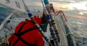 Day 8, Race 1 – Clipper Round the World Yacht Race Clipper Ventures