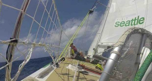 Day 23, Race 1 – Clipper Round the World Yacht Race Clipper Ventures