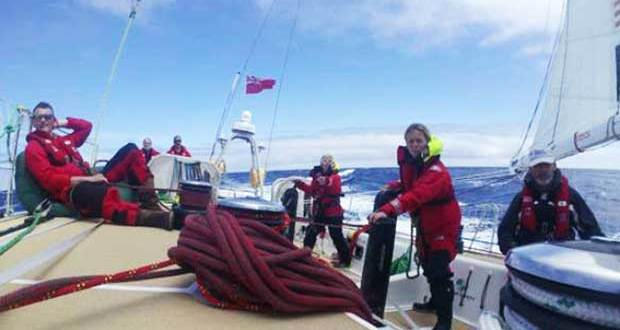 Day 14, Race 1 – Clipper Round the World Yacht Race Clipper Ventures