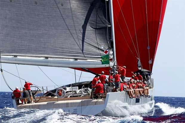 Day 3 – Maxi Yacht Rolex Cup © Max Ranchi Photography http://www.maxranchi.com