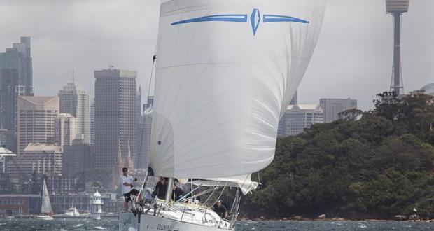 Danske, skippered by Paul Eriksson, was the winner of the Spinnaker Division with a first and a second from the two races - 2017 Beneteau Cup © Alex McKinnon Photography http://www.alexmckinnonphotography.com