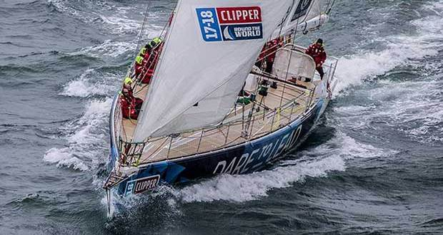 Clipper Race 17-18 Tourism Whitsundays