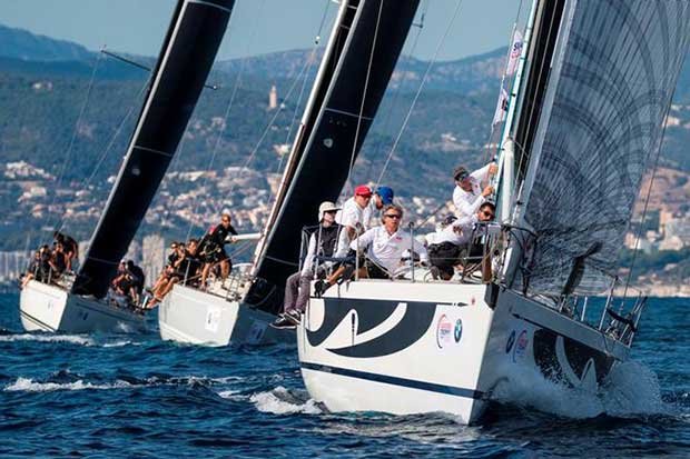 Day 2 – Luis Senís' Porrón IX leads on Swan 45 – The Nations Trophy © Nautor's Swan / Studio Borlenghi