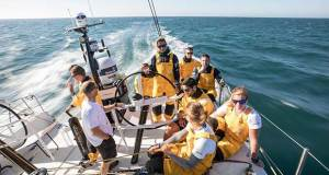 Turn the Tide on Plastic - 2017-18 Volvo Ocean Race © Sam Greenfield / Volvo Ocean Race
