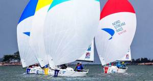 Finnish J/70 Sailing League 2017 © Pepe Korteniem