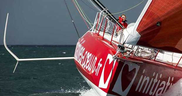 Initiatives Cœur finishes sixth in Transat Jacques Vabre Imoca class Transat Jacques Vabre
