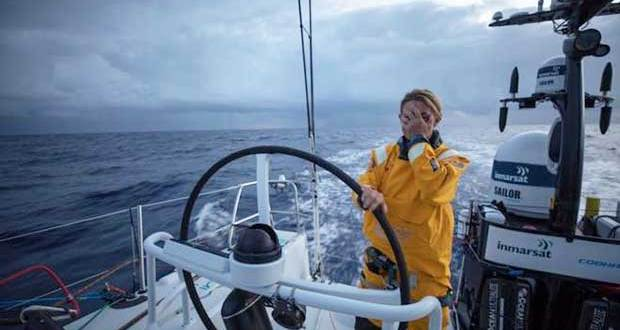 Distance to finish: 4,437 nautical miles to Cape Town – Volvo Ocean Race Turn The Tide On Plastic