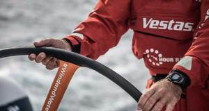 Day 15, Leg 2, Lisbon to Cape Town, on board Vestas 11th Hour – Volvo Ocean Race © Martin Keruzore / Volvo Ocean Race
