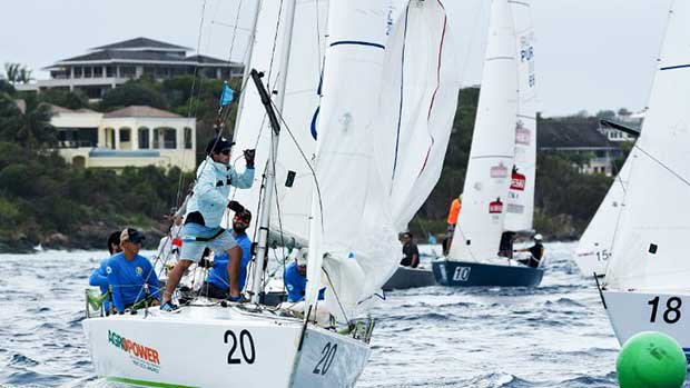 Over 20 IC24s are expected to race in STIR 2018, possibly the largest one-design class in a Caribbean regatta © Dean Barnes