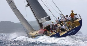 Ambersail – Volvo Ocean Legends Race - photo © Tim Wright / www.photoaction.com