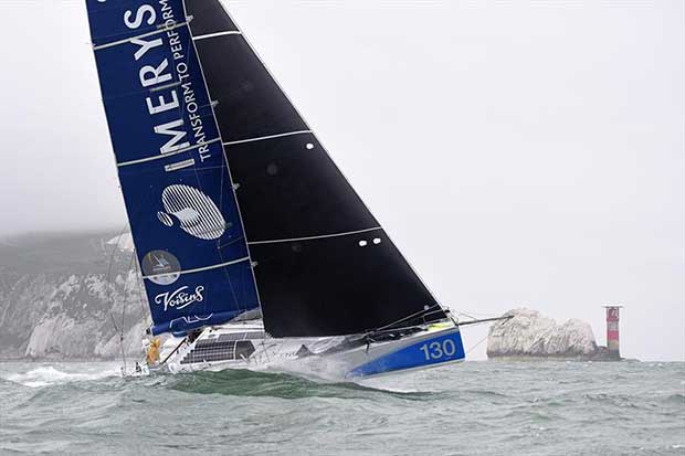 Imerys - Normandy Channel Race - photo © Rick Tomlinson