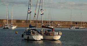 Alderney Braye Harbour © World Cruising Club