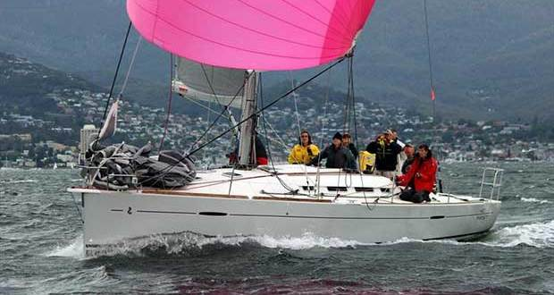 The Protagonist won class 1 of the Cruising with Spinnakers division - 2018 Crown Series Bellerive Regatta - photo © Peter Watson