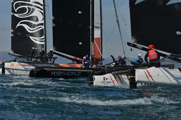 M32 Valencia Winter Series Event 2 - photo © M32 Series